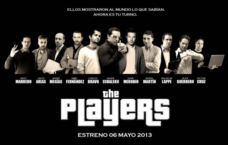 Campaña marketing The Players